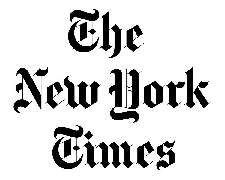 The New York timesince